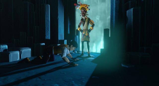 《杰克基恩2:火焰之心》