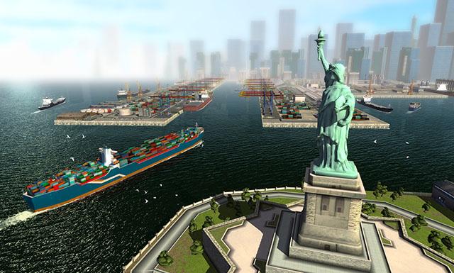 《跨洋:船舶公司》