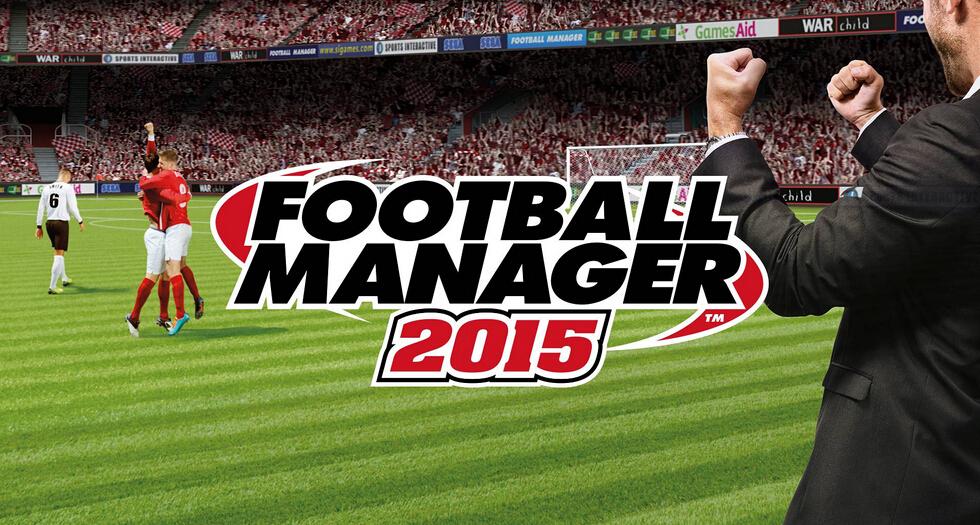 《足球经理2015》