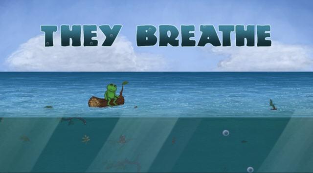《青蛙深呼吸》
