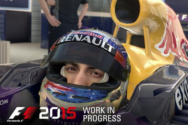 《F1 2015》