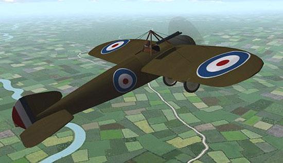 《雏鹰大空战1918》