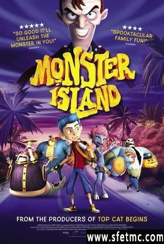 《怪物岛》